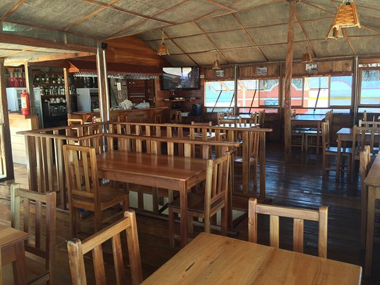 Mockingbird Cafe On San Cristobal