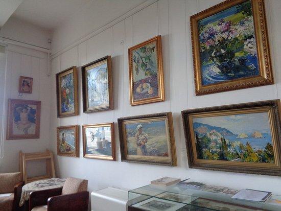 D. Nalbandian's Museum Workshop