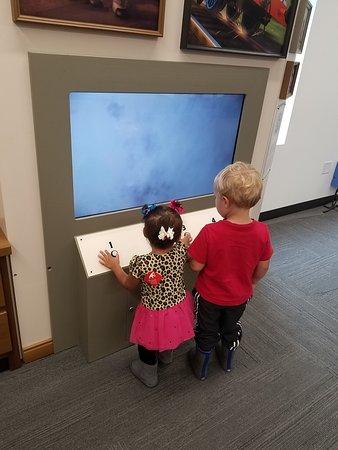 Minnesota Children's Museum: Nana' s girls 1st visit