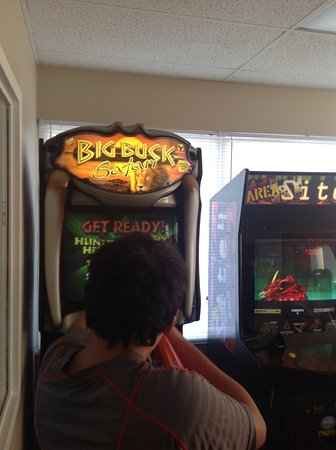 Pueblo, CO: Sharpen your skills in our new arcade