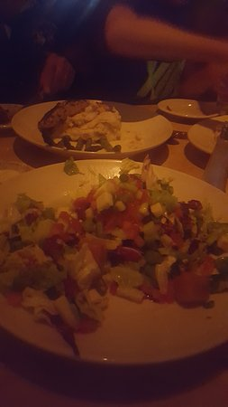 The Cheesecake Factory: Salad