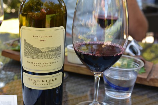 Pine Ridge Winery: Rutherford Cabernet