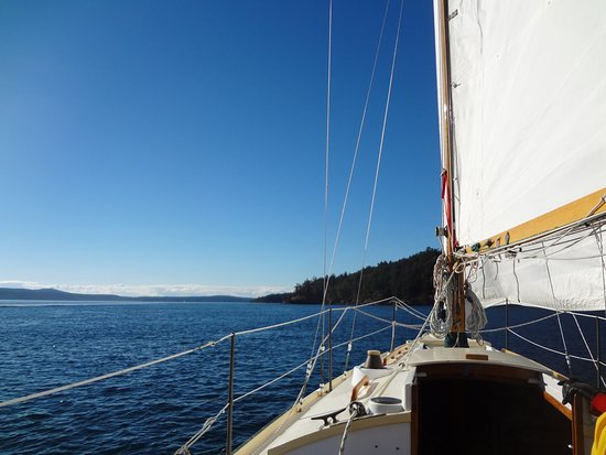 Deer Harbor, WA: From Classic Day sailing