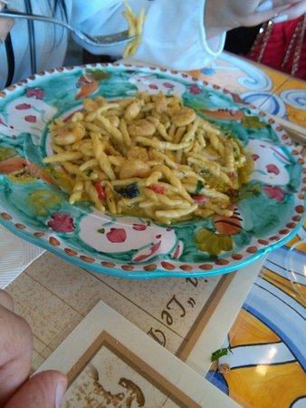 Atrani, Italia: Le Palme Ristorante Pizzeria