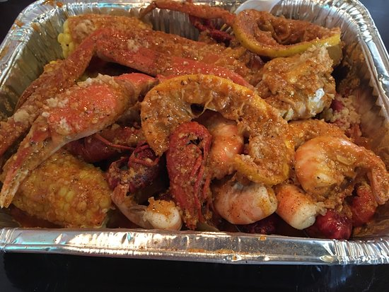 King Cajun Crawfish Restaurant, Orlando - Menu, Prices