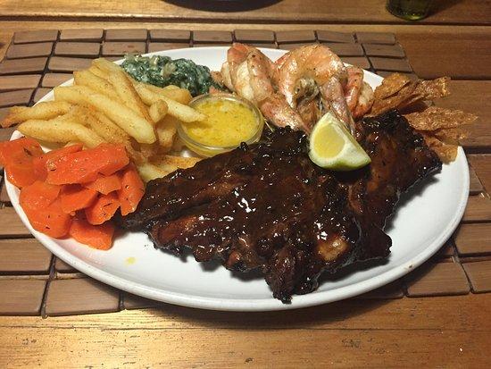 Sabie, Afrika Selatan: Amazing food!!! Amazing fridah!!! We had the best dinner! Thank you!!!