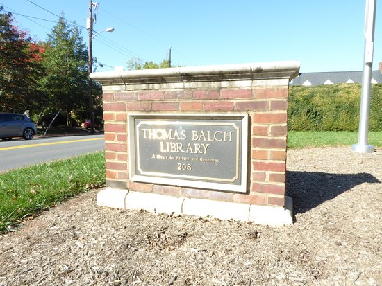Leesburg, VA: Sign