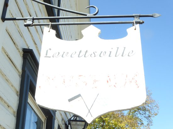 Lovettsville, Virginie : Sign