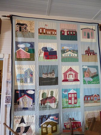 Lovettsville Historical Society and Museum: Quilt