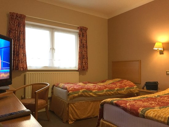 Aberystwyth Park Lodge Hotel: Family Room