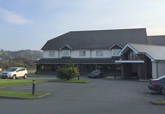 Aberystwyth Park Lodge Hotel