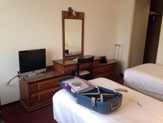 Anderlecht, Bélgica: Van Belle Hotel