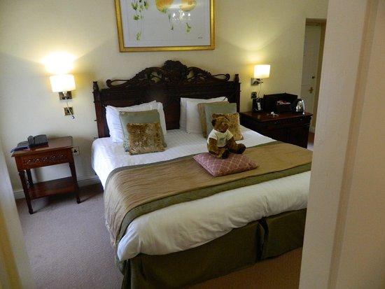 Rowsley, UK: Superb Room