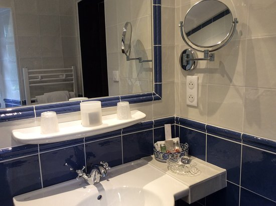 Mauzac, Fransa: Salle de bains
