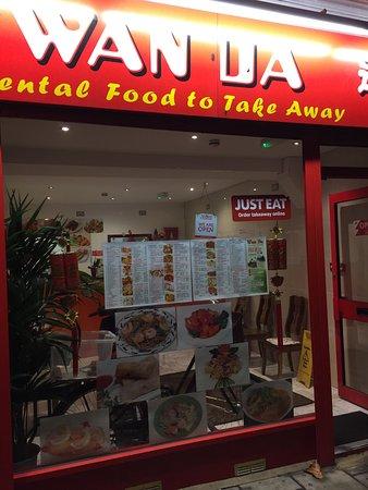 Wan Da Chinese London Restaurant Reviews Photos Phone