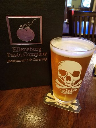 Ellensburg, Waszyngton: a local beer