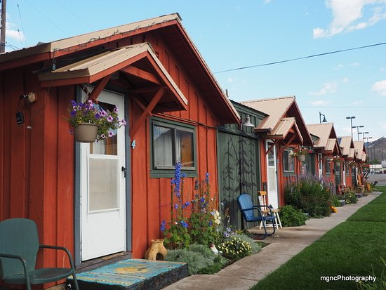 Mountain Motel: A great motel in Salida, CO