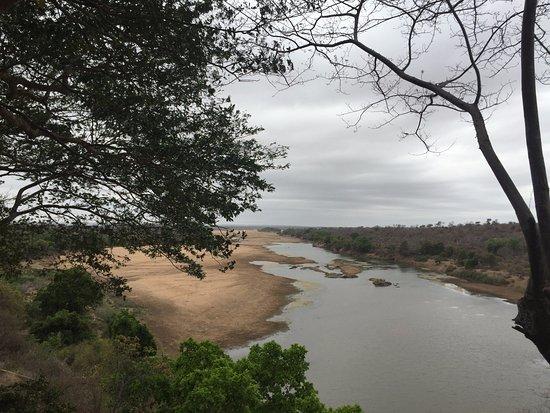 Chiredzi, Zimbabue: View from the lodge