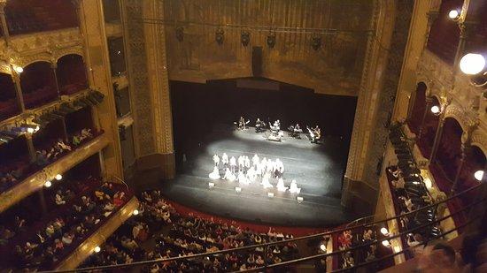 Chatelet - Theatre Musical de Paris: theatre