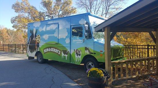 Waterbury, VT: The Truck