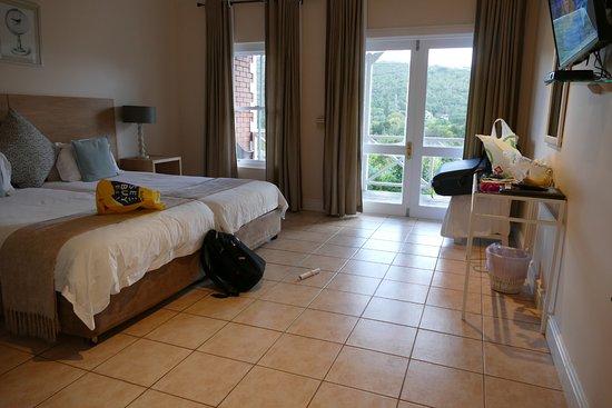 Redbourne Country Lodge: goede bedden met vloerverwarming
