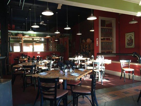 Springfield, VT: Inside
