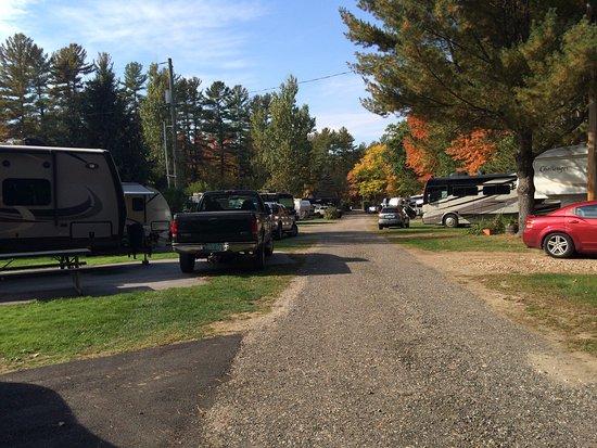 Brookline, NH : Field & Stream RV Park