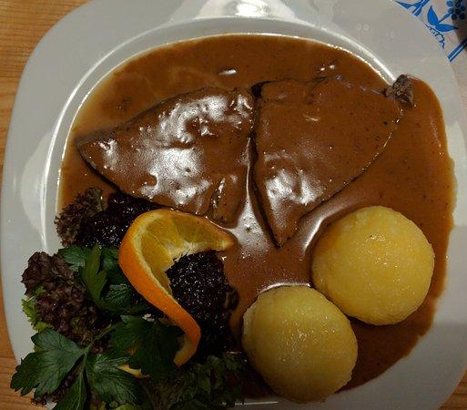Voesendorf, Austria: Great Austrian Food