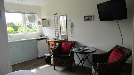 Masterton, Nieuw-Zeeland: Sitting room