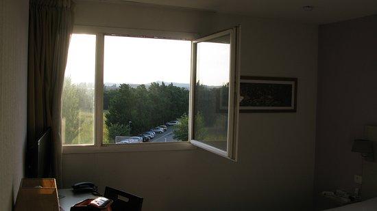 chambre et vue photo de adagio access avignon avignon tripadvisor. Black Bedroom Furniture Sets. Home Design Ideas