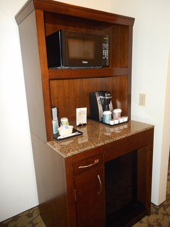 Hilton Garden Inn, Oxnard/Camarillo: coffee