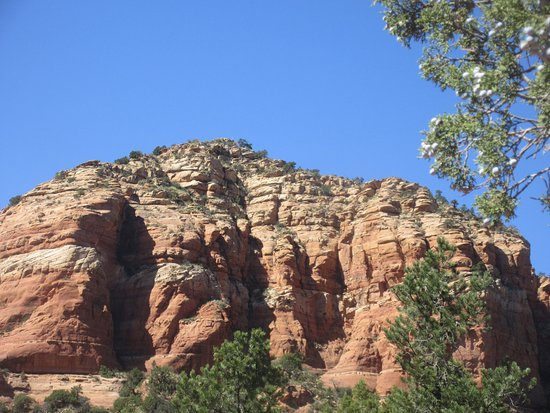 Red Rock Scenic Byway SR 179 Sedona Az Picture of Red Rock