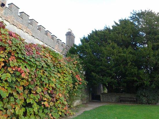 مقاطعة دبلن, أيرلندا: Schlossteil