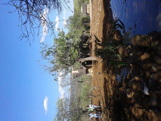 Mkuze, Sudáfrica: Bush life