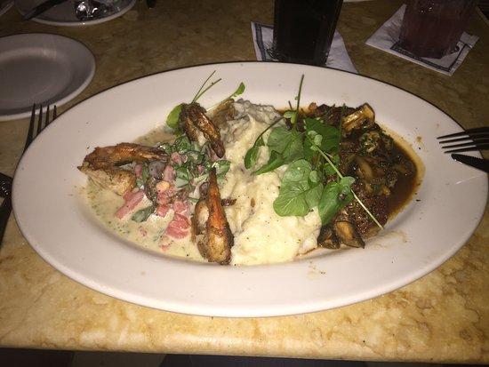 The Cheesecake Factory : Steak Diane/Shrimp Scampi