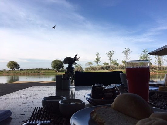 Porto Feliz, SP: Café da manhã