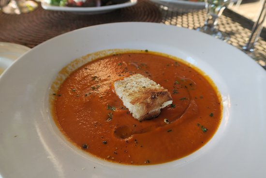 Niwot, CO: Tomato soup