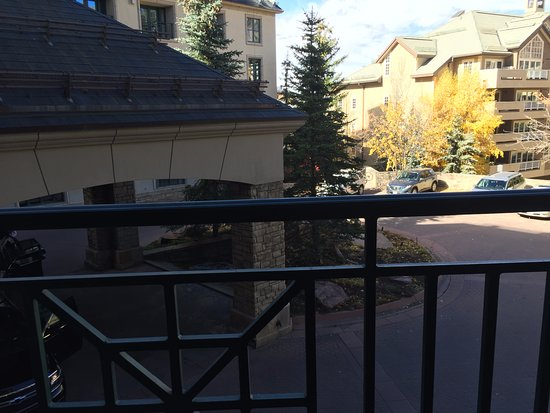 Avon, Colorado: This is what they call and ALPINE VIEW!