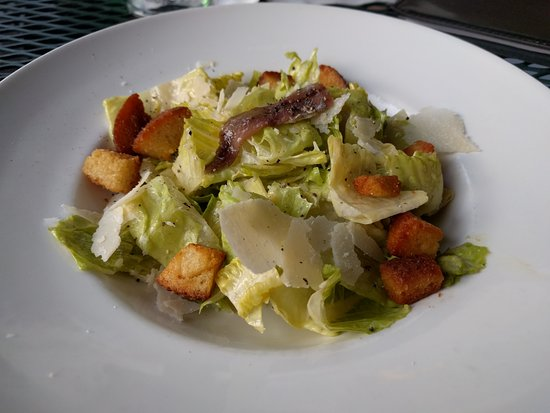 Niwot, CO: Caesar salad