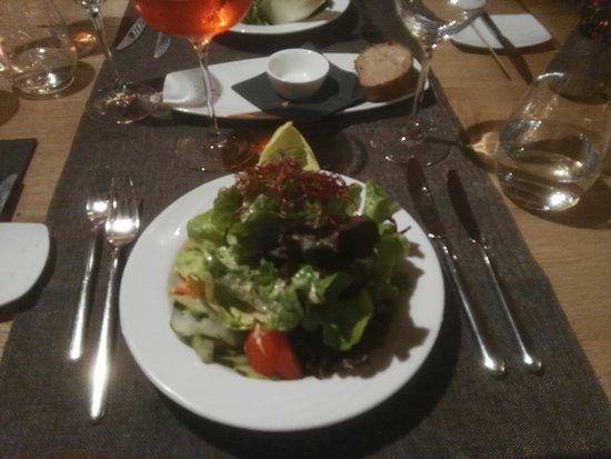 Paspels, Svizzera: gemischter Salat