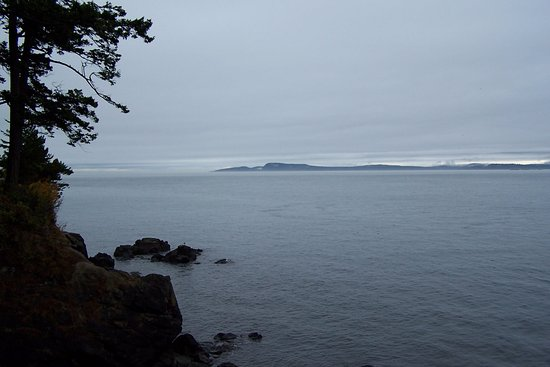 Anacortes, WA: View of islands from Washington Park