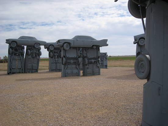 Alliance, NE: Carhenge 3