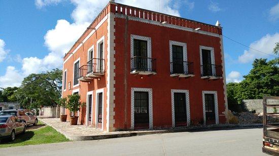 Yucatan, México: Casa De Los Pianos