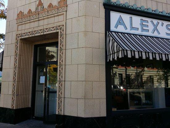 Bellini Brunch At Alex S Picture Of Alex S Restaurant