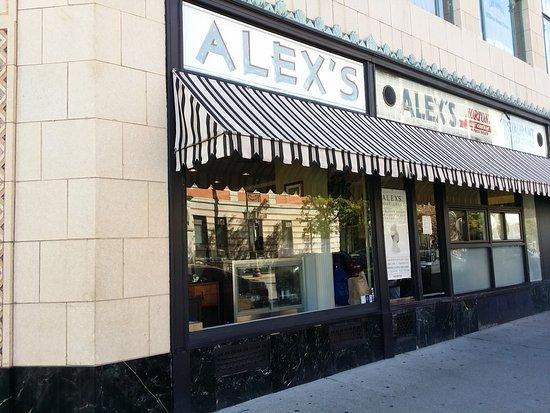 Alex S Restaurant Poughkeepsie Ny