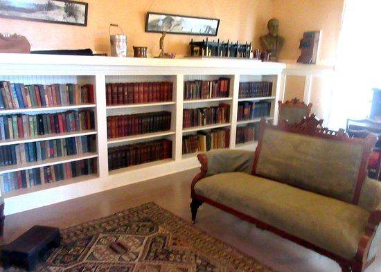 Sitting Area, Douglas Mansion, Jerome, AZ