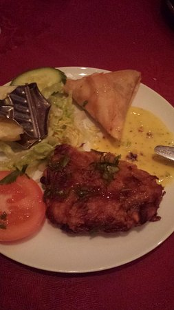 Bombay Flame: Very tasty starters