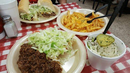 johnny s po boys new orleans french quarter menu prices restaurant reviews tripadvisor