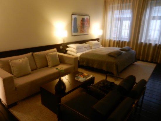 Hotel Bergs: Spacious room