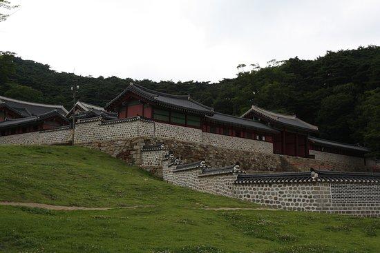 Gwangju, Korea Selatan: General view from the left.
